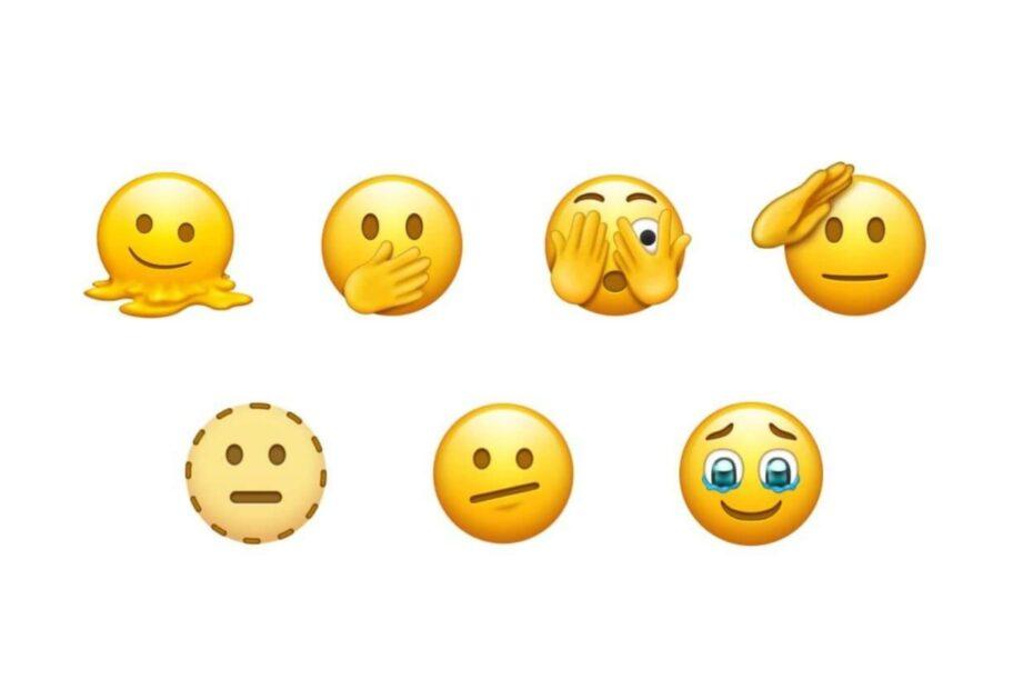 Pięć nowych emoji 2021